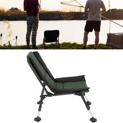 Fdit Fishing Chair,Portable Outdoor Lounge Chair Lightweight Folding Chair for Camping Beach Garden Fishing,Folding Lounge Chair