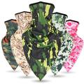 Windfall Face Cover Camouflage Neck Gaiter Outdoor Quick Dry Anti UV Windproof Neck Gaiter