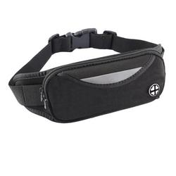 Autcarible Fashion Men Waist Pack Waist Bag Unisex Waterproof Fanny Pack Women Belt Bum Bag Male Phone Wallet Pouch Bags