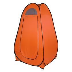 Ktaxon Orange Waterproof Automatic Pop Up Oxford Shower Tent