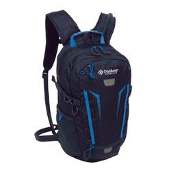 Outdoor Products Deluxe Hydration Pack Backpack with 2-Liter Reservoir, Blue, Solid Print, Unisex