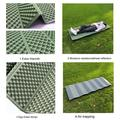 Foam Pad Folding Lightweight Backpacking Mattres Closed Cell Foam Sleeping Pad for Camping Hiking