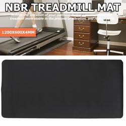 47X24inch Treadmill Mat Gym Floor Mat, Exercise Bike Mat,Jump Rope Mat,Hardwood Floor and Carpet Protection for Treadmills,Flooring Mats,Multi-Purpose Exercise Equipment Mat