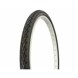 "Tire Duro 26"" x 1.75"" Black/Black Side Wall DB-7044. Bicycle tire, bike tire, beach cruiser bike tire, cruiser bike tire"