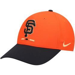 San Francisco Giants Nike Legacy 91 Color Bar Performance Adjustable Hat - Orange - OSFA