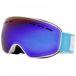 Kids Ski Goggles, Snowboard Goggles - Snow Goggles for Children UV400 Anti-fog Glasses Skiing