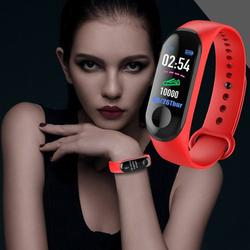 Jeobest Fitness Tracker Watch - Smart Band Fitness Tracker - Fitness Activity Tracker - Bluetooth Smart Bracelet Color Touch Screen Fitness Tracker Blood Pressure Heart Rate Monitor Smart Band
