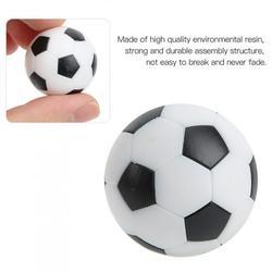 Mgaxyff Mini Table Soccer Balls,Mini Table Football Balls,8Pcs Mini Table Football Balls 32mm Children Football Table Game Machine Accessory