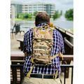Lightweight Hydration Backpack (Camo)