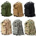 1000D Nylon 8 Colors 30L Waterproof Outdoor Military Rucksacks Tactical Hydration Packs Backpack Sports Camping Hiking Trekking Fishing Hunting Bag