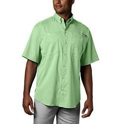 Columbia Men's PFG Tamiami II Short Sleeve Shirt ,Key West,X-Small