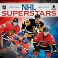 NHL Superstars 2018 Bilingual (French) Mini Wall Calendar