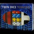 Twin Dice Towers by Joker Magic - Trick