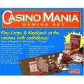 Hoyle Casino Mania Gaming Set,Vido, 2 Decks Of Hoyle Plastic Coated Poker Playing Cards