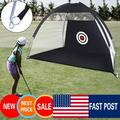 BLUKIDS Golf Net Golf Practice Net Golf Net for Backyard Golf Nets for Indoor Use with Carry Bag and Target 210D encrypted Oxford cloth