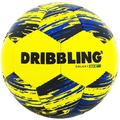 DRB Dribbling Galaxy Sala Futsal Official Size 5 Society Match Soccer Ball for Adults Hand Stitched with Smooth PVC + PU Butyl Bladder