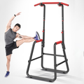 Oxodoi Power Tower Dip Station Adjustable Pull Up Bar Exercise Home Gym Strength Training Workout Multi Function Equipment