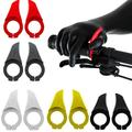 walmklly Bicycle Thumbgrips Handlebar Comfort Shock Absorption Bicycle Rest Grip Portable Cycling Mountain Bike Bicycle Accessories