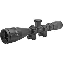 BSA Sweet 30-30 AO Rifle Scope 3030-3-9X40AOWRTB Sweet 30-30 3X-9X, 40mm Adjustable Obj, Weaver Rings, trapped Blister, Multicolor, Sweet Series 30-30.., By Brand BSA Optics