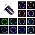 Bike Wheel Lights, Waterproof Bicycle Wheel Lights, Ultra Bright Spoke Lights Tire Lights 30 Different Patterns - Bike Lights for Wheels, Safety Cool Bike Tire Accessories for Kids Adults(1 Pack)