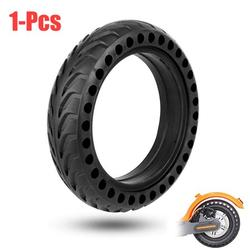 Hollow Design Solid Tire for Xiaomi M365 Electric Scooter 8.5inch Anti-Skidding Tire, Explosion-Proof Tire (1Pcs)