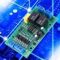 Mavis Laven DC4.0V~40V DC Motor Forward/Reverse Rotation Controller CW CCW Reversible Switch,Motor Rotation Controller,DC Motor Controller