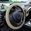 FH Group Universal Fit Textured Silicone Steering Wheel Cover and Travel Brite Odorless Silicone Car Phone Holder with Bonus Air Freshener