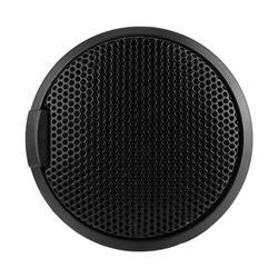 CHICIRIS Black 20W Mini Car Speaker Audio Round Stickable Loudspeaker Automobile Speaker with Glue,Car Speaker Audio, Car Tweeter