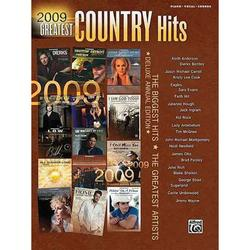 2009 Greatest Country Hits: Deluxe Annual Edition (Greatest Hits)