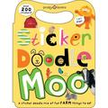 Sticker Doodle: Sticker Doodle: Sticker Doodle Moo! (Paperback)