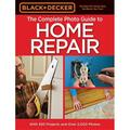 Black & Decker Complete Guide To...: Black & Decker the Complete Photo Guide to Home Repair, 4th Edition (Edition 4) (Paperback)