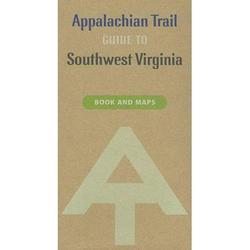 Official Appalachian Trail Guides: Appalachian Trail Guide to Southwest Virginia (Edition 1) (Paperback)