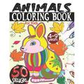 Animals Coloring Book for Kids 4-9 years : Worlds Cutest Animals Coloring Book - Animal Mandala Coloring Book for Kids - Animal World Coloring Book - Animals Coloring Book for Kids Great Gift for Boys & Girls (Animal Colouring Books for Children)...