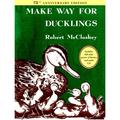 Make Way for Ducklings 75th Anniversary Edition (Hardcover)