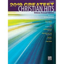 Greatest Hits: 2019 Greatest Christian Hits: Deluxe Annual Edition (Other)