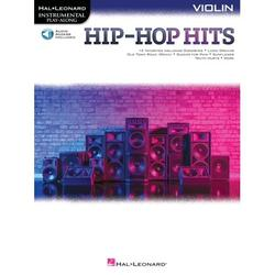 Hip-Hop Hits for Violin Play-Along with Online Audio: For Violin (Other)
