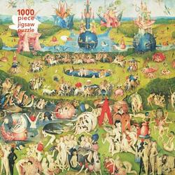 1000-piece Jigsaw Puzzles: Adult Jigsaw Puzzle Hieronymus Bosch: Garden of Earthly Delights : 1000-piece Jigsaw Puzzles (Jigsaw)