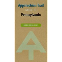 Appalachian Trail Guide: Appalachian Trail Guide to Pennsylvania Book and Maps (Edition 11) (Paperback)