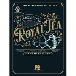 Joe Bonamassa - Royal Tea: Guitar Recorded Versions Authentic Transcriptions with Notes and Tablature Songbook (Paperback)