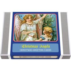 Greeting Cards - Christmas: Christmas Angels - Vintage Christmas Boxed Cards: 12 Christmas Greeting Cards (Other)