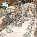 1000-piece Jigsaw Puzzles: Adult Jigsaw Puzzle Arthur Rackham: Alice in Wonderland Tea Party : 1000-piece Jigsaw Puzzles (Jigsaw)