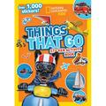 Things That Go Sticker Activity Book (Paperback)