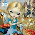 1000-piece Jigsaw Puzzles: Adult Jigsaw Puzzle Jasmine Becket-Griffith: Alice in a Dali Dream : 1000-piece Jigsaw Puzzles (Jigsaw)