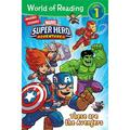 Marvel Super Hero Adventures: These Are the Avengers (Paperback)