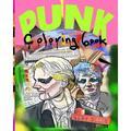 Punk Coloring Book