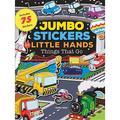 Jumbo Stickers for Little Hands: Jumbo Stickers for Little Hands: Things That Go : Includes 75 Stickers (Paperback)