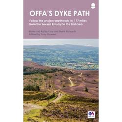 National Trail Guides: Offa's Dyke Path : National Trail Guide (Paperback)