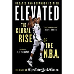 Elevated : The Global Rise of the N.B.A. (Paperback)