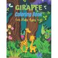 GIRAFFE Coloring Book For kids Ages 9-12 : A Cute Collection of Giraffes Designs For Kids (Cool gifts for Children's) (Paperback)