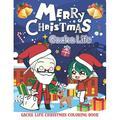Gacha Life Christmas Coloring Book : Fantastic Coloring Book For Kids And Adults Of Gacha Life Coloring Book With Incredible Images For Coloring And Having Fun (Premium Abstract Cover vol.11) (Paperback)